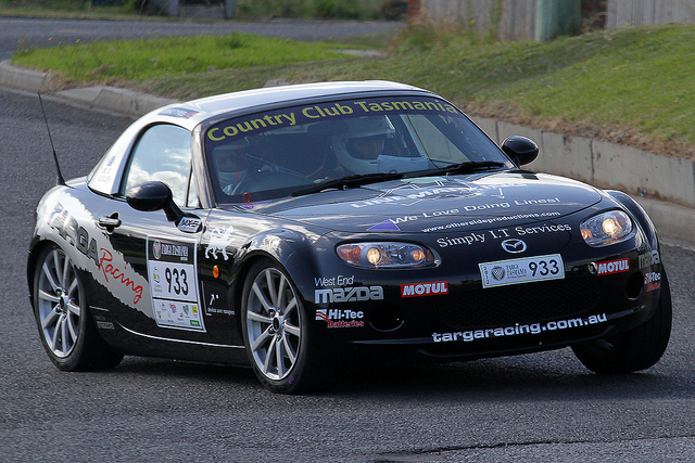 Hartley MX5