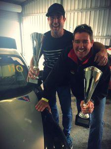 Batterham Wedge Winton 300 Winners Targa Racing