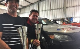 Wedge-Batterham Commanding Class Win At Winton 300