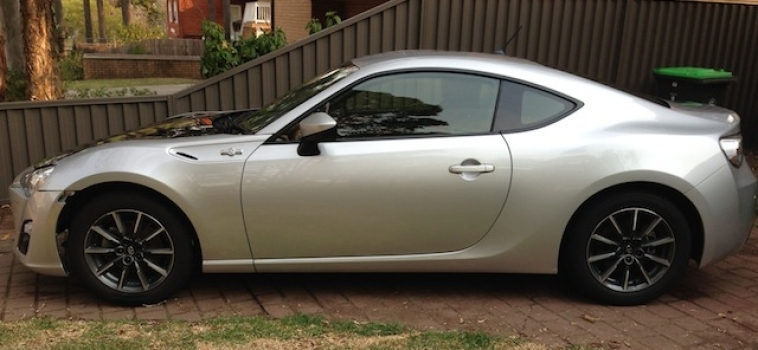 Toyota 86 GT For Sale