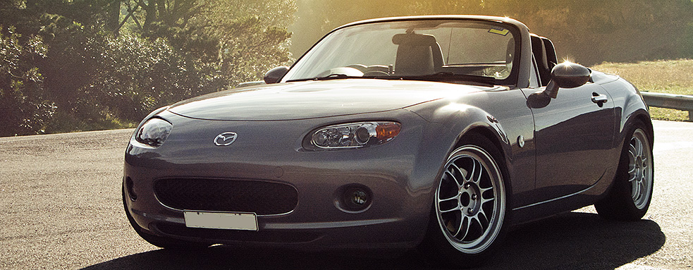 Supercharged MX5